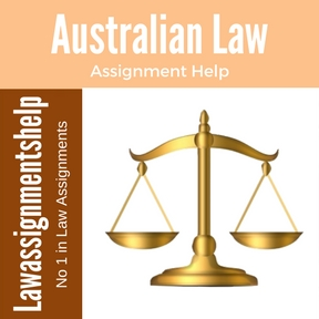 Australian Law Assignment Help
