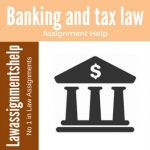 Banking and tax law