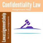 Confidentiality Law