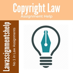 Copyright Law Assignment Help