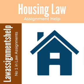 Housing Law Assignment Help