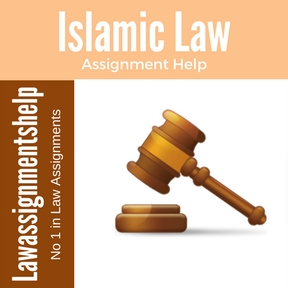 Islamic Law Assignment Help