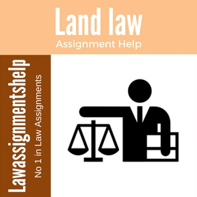 Land law Assignment Help