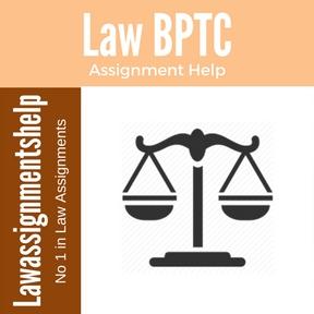 Law BPTC Help