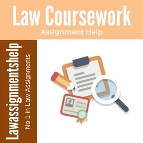 Law Coursework Assignment Help