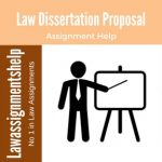 Law Dissertation Proposal