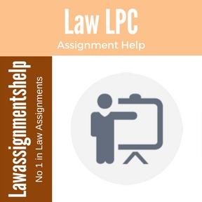 Law LPC Help