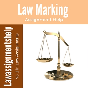 Law Marking Help