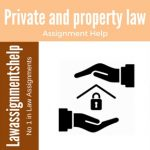 Private and property law