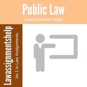 Public Law Assignment Help