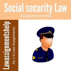 Social security Law Assignment Help