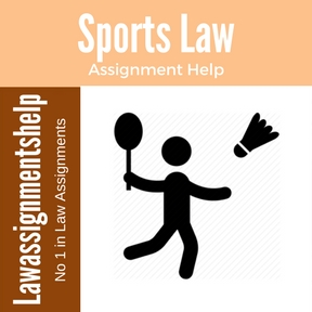 Sports Law Assignment Help