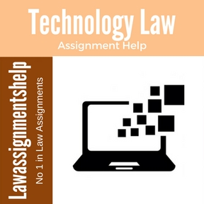 Technology Law Assignment Help
