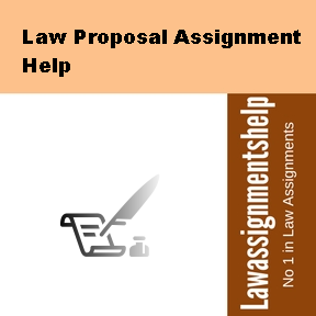 Law Proposal Writing Service