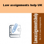 Law assignments help UK